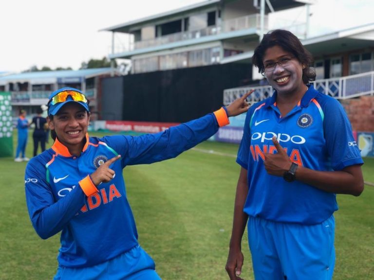 Smriti Shriniwas ManSmriti Shriniwas Mandhana - (born 18 July 1996) is an Indian cricketer who plays for the Indian womens national team. In June 2018, the Board of Control for Cricket in India (BCCI) named her as the Best Womens International Cricketer. In December 2018, the International Cricket Council (ICC) awarded her with the Rachael Heyhoe-Flint Award for the best female cricketer of the year. She was also named the ODI Player of the Year by the ICC at the same timet Award for the best female cricketer of the year. She was also named the ODI Player of the Year by the ICC at the same time  IMAGES, GIF, ANIMATED GIF, WALLPAPER, STICKER FOR WHATSAPP & FACEBOOK