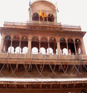 श्री बांके बिहारी मंदिर