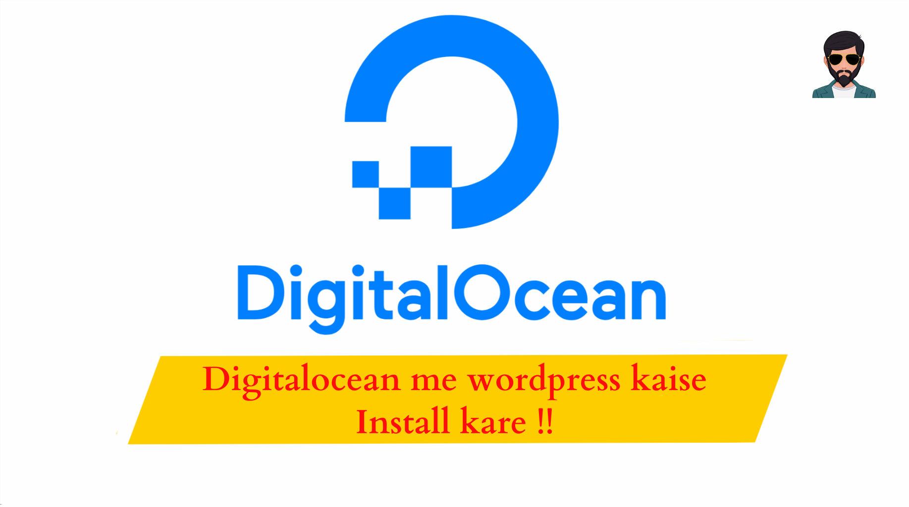 Digitalocean me wordpress kaise Install kare !!